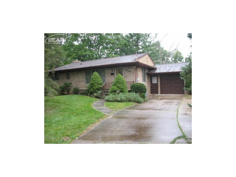 335  Walnut St,  Mt. Morris, MI 48458 by Century 21 Woodland Realty $89,900