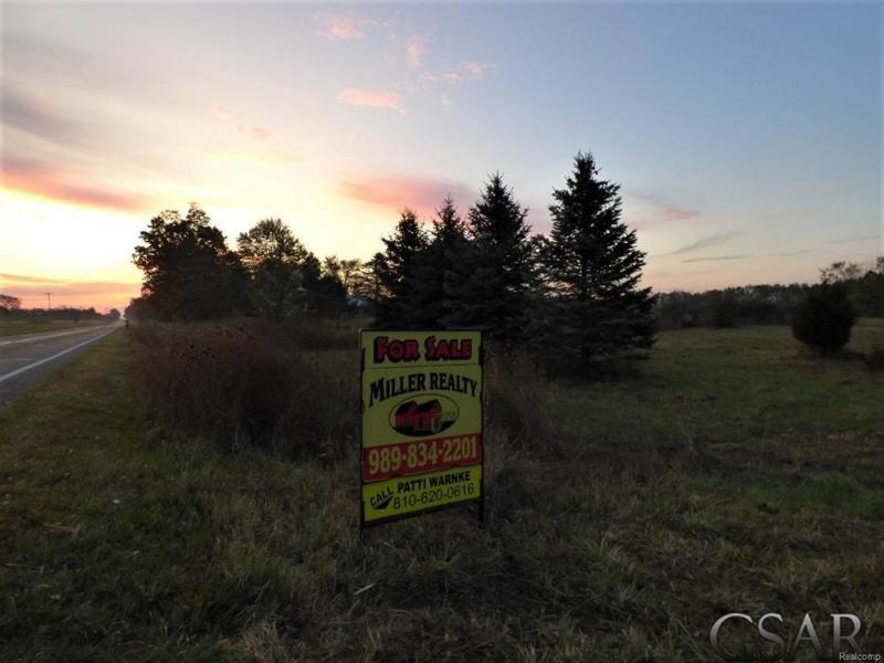 E Maple Rapids Rd.,  Saint Johns, MI 48879 by Miller Realty $29,000