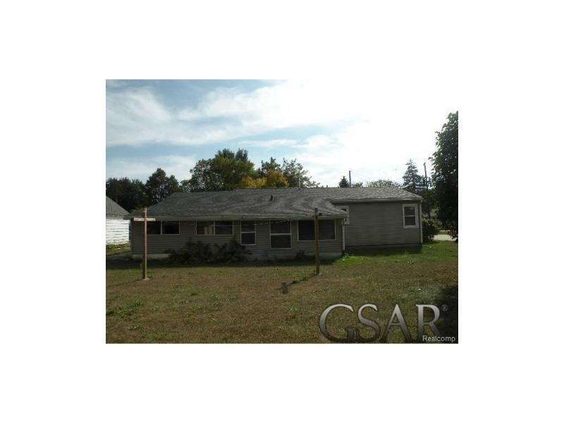 706 Ament,  Owosso, MI 48867 by Homes -N- Land Real Estate $69,900