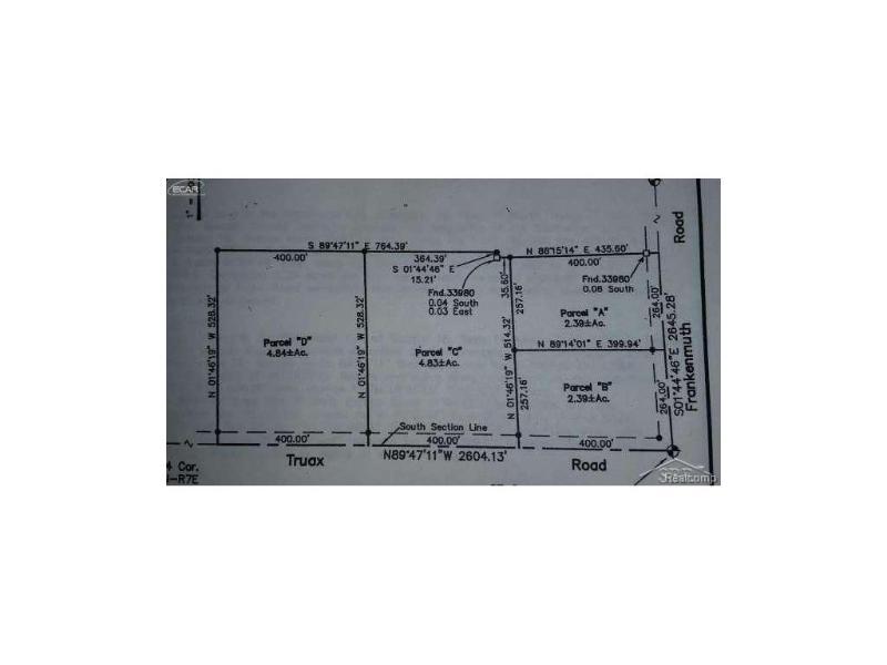 2 Frankenmuth Rd.,  Vassar, MI 48768 by Remax Prime Properties $28,900