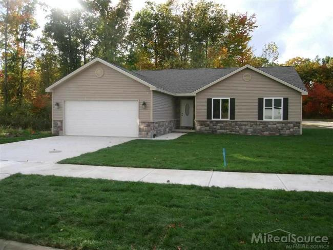 9556 Amy Algonac, MI 48001 by Sine & Monaghan Realtors Real Living $173,900