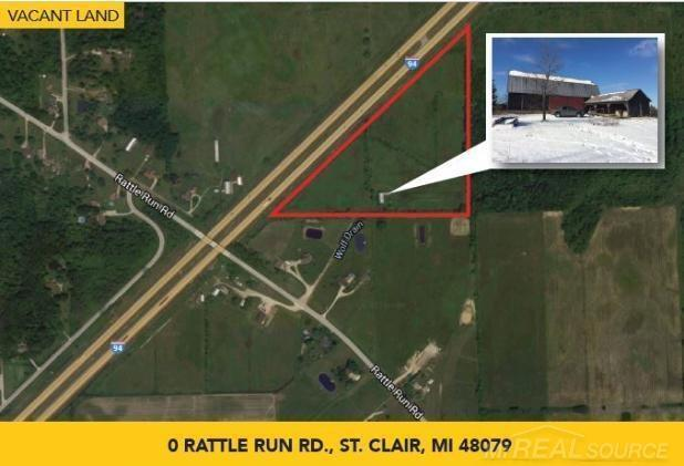0 Rattle Run,  Saint Clair, MI 48079 by Pilot Property Group Inc $125,000