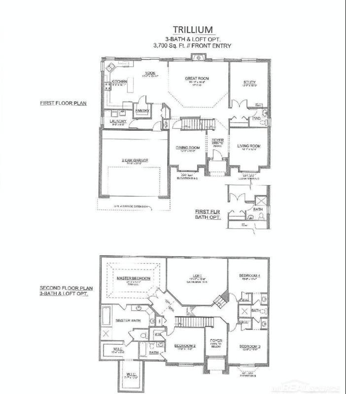 1669 Ashwood Ct Troy, MI 48085 by Ladd'S, Inc. $521,000