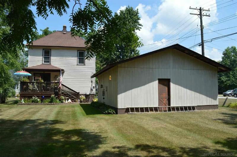 621 Green,  Algonac, MI 48001 by Sine & Monaghan Realtors Real Living $89,900