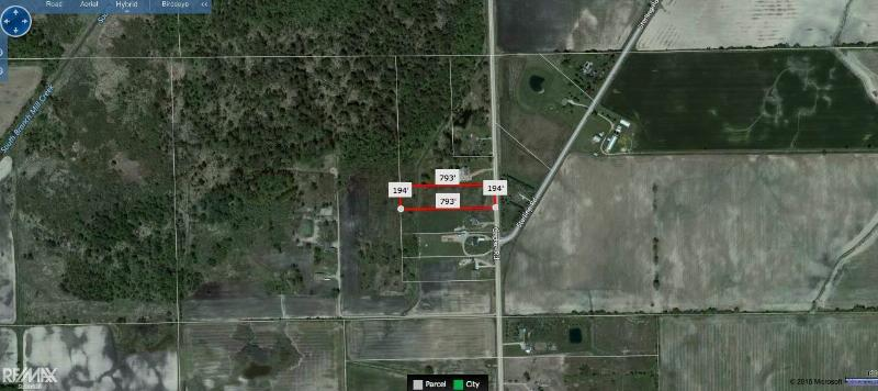 Capac Rd,  Saint Clair, MI 48014 by Re/Max Suburban, Inc. $29,000