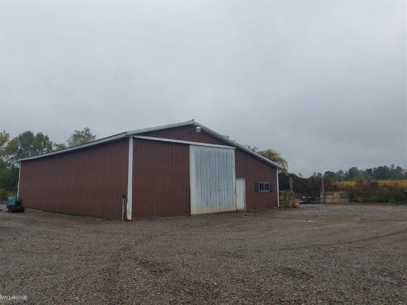 7375 Tubspring Rd,  Almont, MI 48003 by Keller Williams Realty Lakeside $695,000