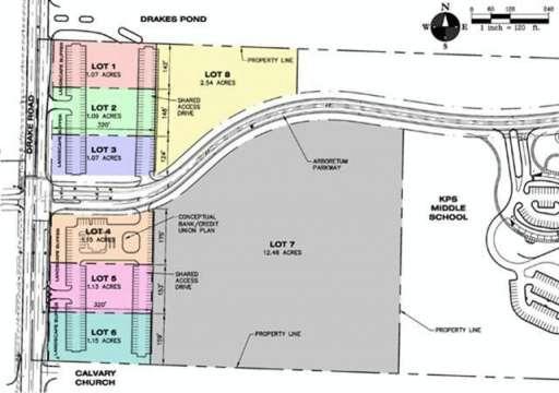 801 S Drake Road Pcl 5,  Kalamazoo, MI 49006 by Bradley Company $500,000