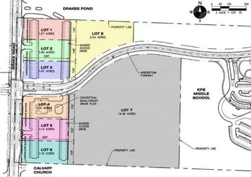 801 S Drake Road Pcl 6,  Kalamazoo, MI 49006 by Bradley Company $500,000