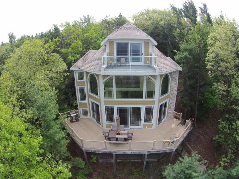 8369 N Perry Avenue,  Pentwater, MI 49449 by Coldwell Banker Woodland Schmidt-Hart $1,350,000