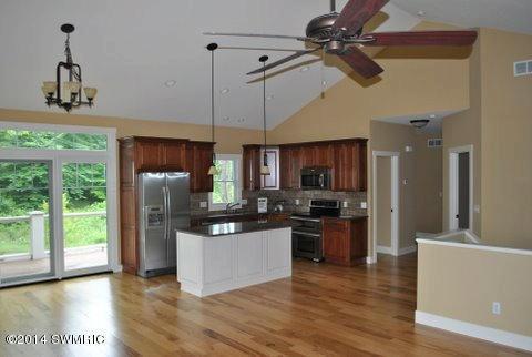 8017 Lake Chapin Drive Berrien Springs, MI 49103 by Lake To Lake Realty $492,000