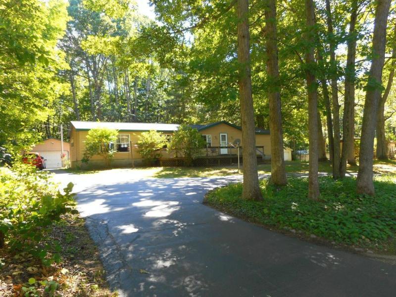 4881 N Ford Lake Rd.,  Fountain, MI 49410 by Greenridge Realty-Ludington $89,900