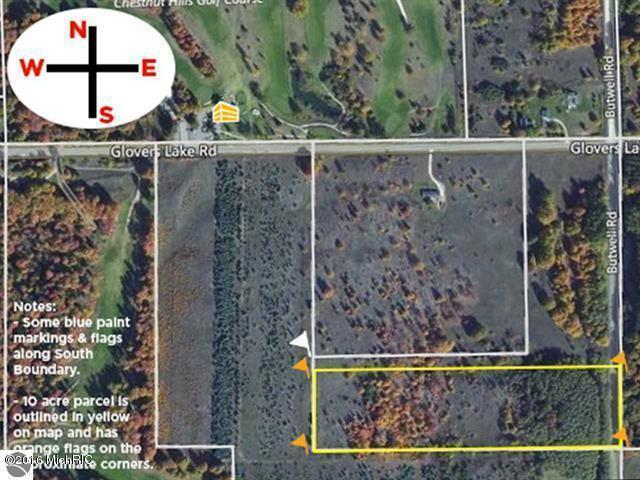 12 ac Butwell Road,  Bear Lake, MI 49614 by Century 21 Boardwalk $65,000