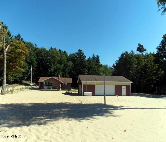 4455 W Fox Farm Road,  Manistee, MI 49660 by Harbour Real Estate $299,000