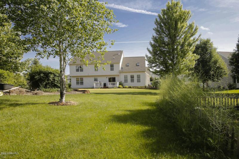 8946 Compass Point Circle,  Galesburg, MI 49053 by Berkshire Hathaway Homeservices Michigan Real Esta $334,189