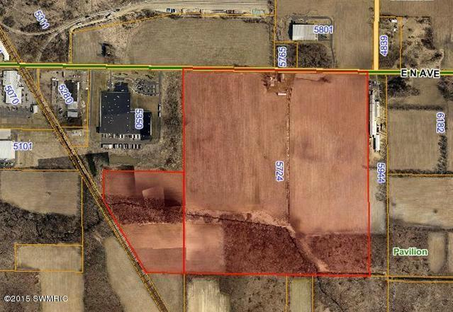5724 E N Avenue (West Parcel),  Kalamazoo, MI 49048 by Nai Wisinski Of West Michigan $2,033,000