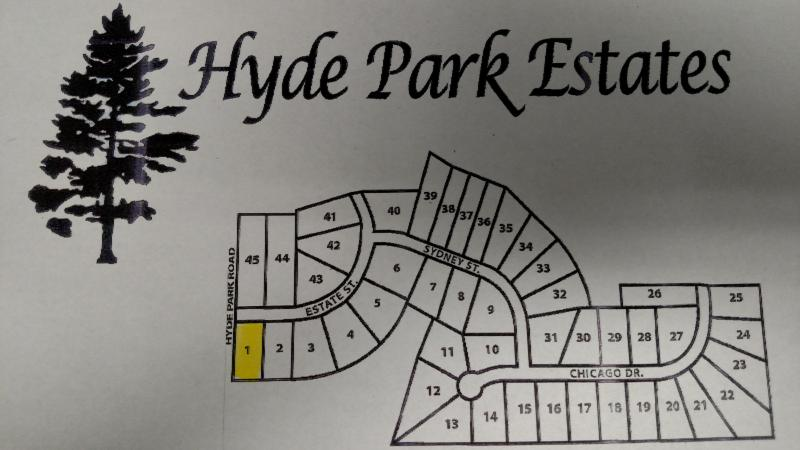 1375 Estate Street Lot 1,  Whitehall, MI 49461 by Greenridge Realty White Lake $24,900