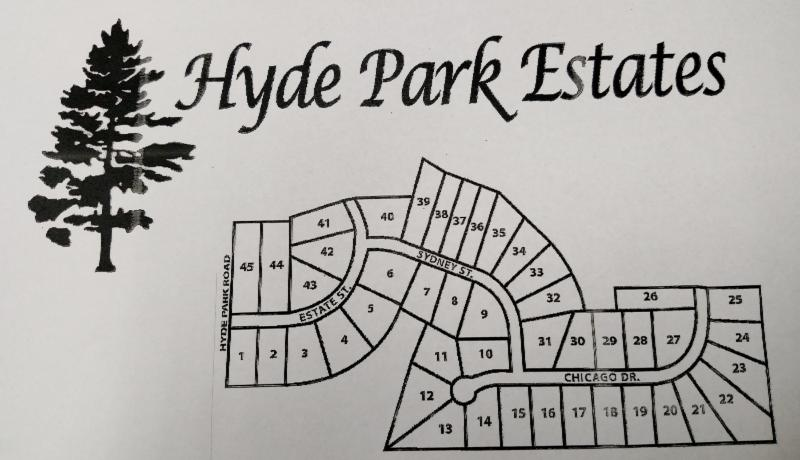 1242 Sydney Street Lot 33,  Whitehall, MI 49461 by Greenridge Realty White Lake $25,500