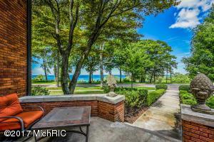 1301 Lake Boulevard,  St. Joseph, MI 49085 by @properties Harbor Country $870,000