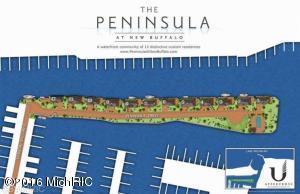 110 Peninsula Drive,  New Buffalo, MI 49117 by @properties Harbor Country $325,000