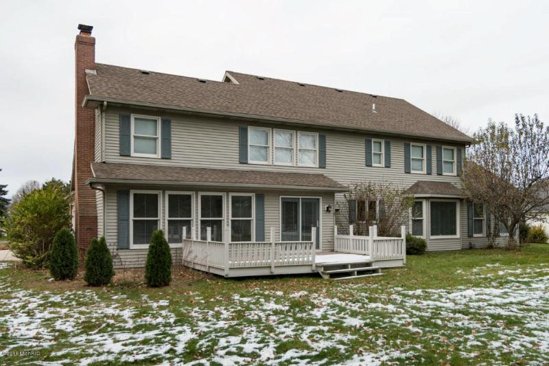 7801 Kilbirnie Drive,  Portage, MI 49024 by Chuck Jaqua, Realtor, Inc. $455,000