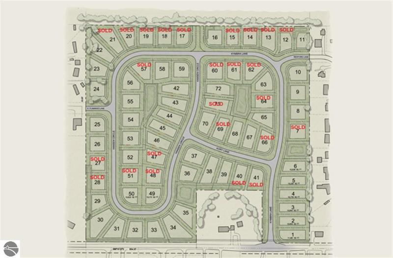 LOT 70 Kory Lane,  Traverse City, MI 49684 by Real Estate One $29,900