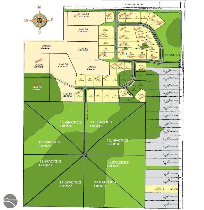 2134 Kodiak Trail Kingsley, MI 49649 by Real Estate One $19,900