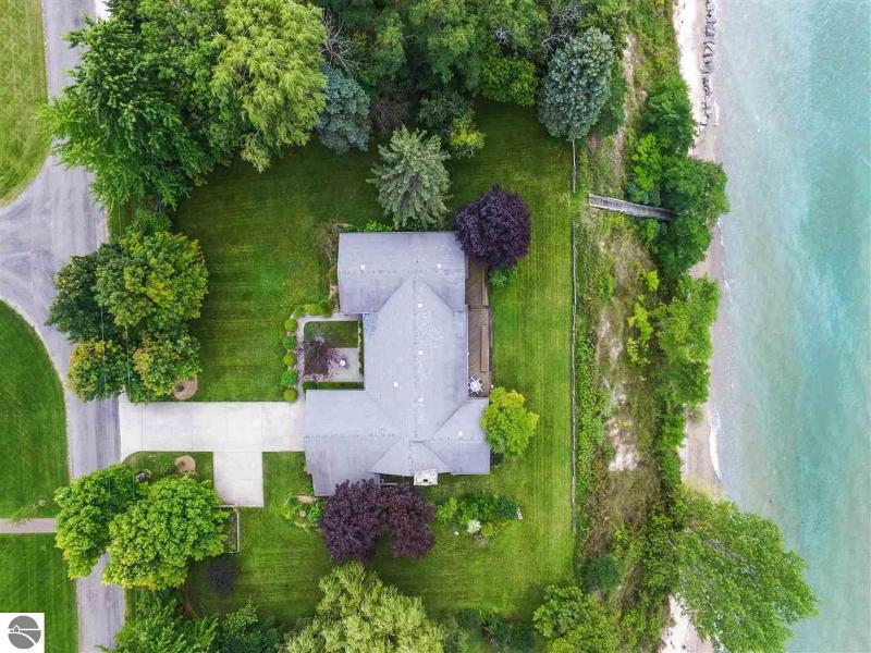 1806 Surfside Drive,  Manistee, MI 49660 by Century 21 Boardwalk $595,000