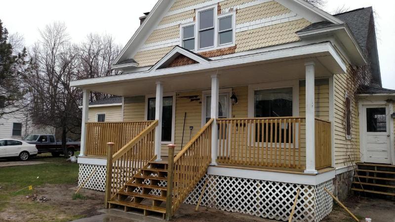 908 Mackinaw Avenue,  Cheboygan, MI 49721 by Coldwell Banker Schmidt Cheboygan $59,000