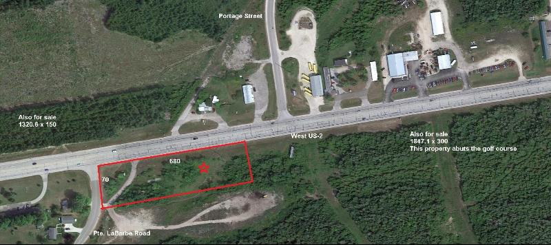 W Us-2,  St. Ignace, MI 49781 by Mackinac Properties, Inc. $241,150