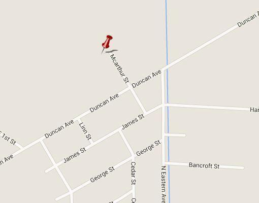 Duncan Avenue Cheboygan, MI 49721 by Exit Realty Paramount $19,900