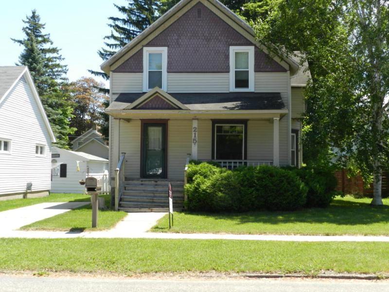 215 S Ball Street,  Cheboygan, MI 49721 by Berkshire Hathaway Homeservices-Cheboygan $61,474