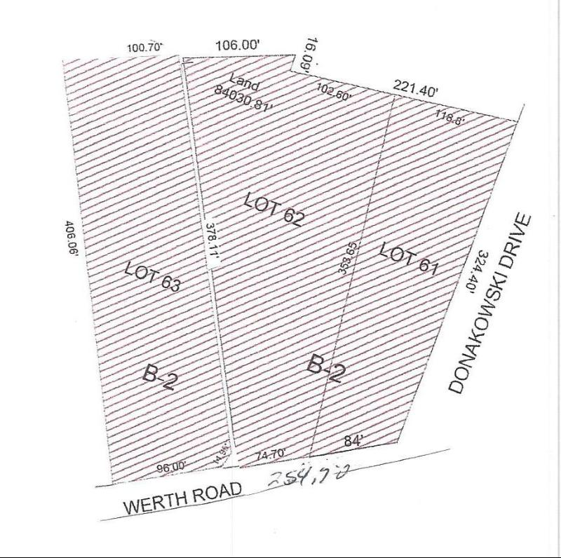 2040&2056 Werth Road,  Alpena, MI 49707 by Banner Realty $329,500