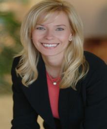 Portrait of Kimberly Nagy-Street