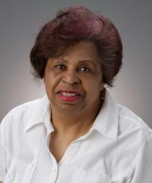 Portrait of Gwendolyn Mitchell