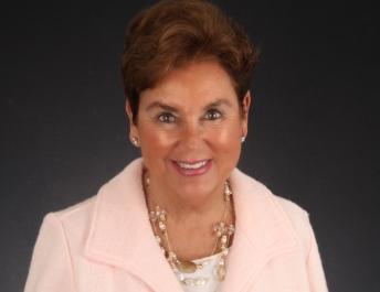 Portrait of Gayle Sarkisian