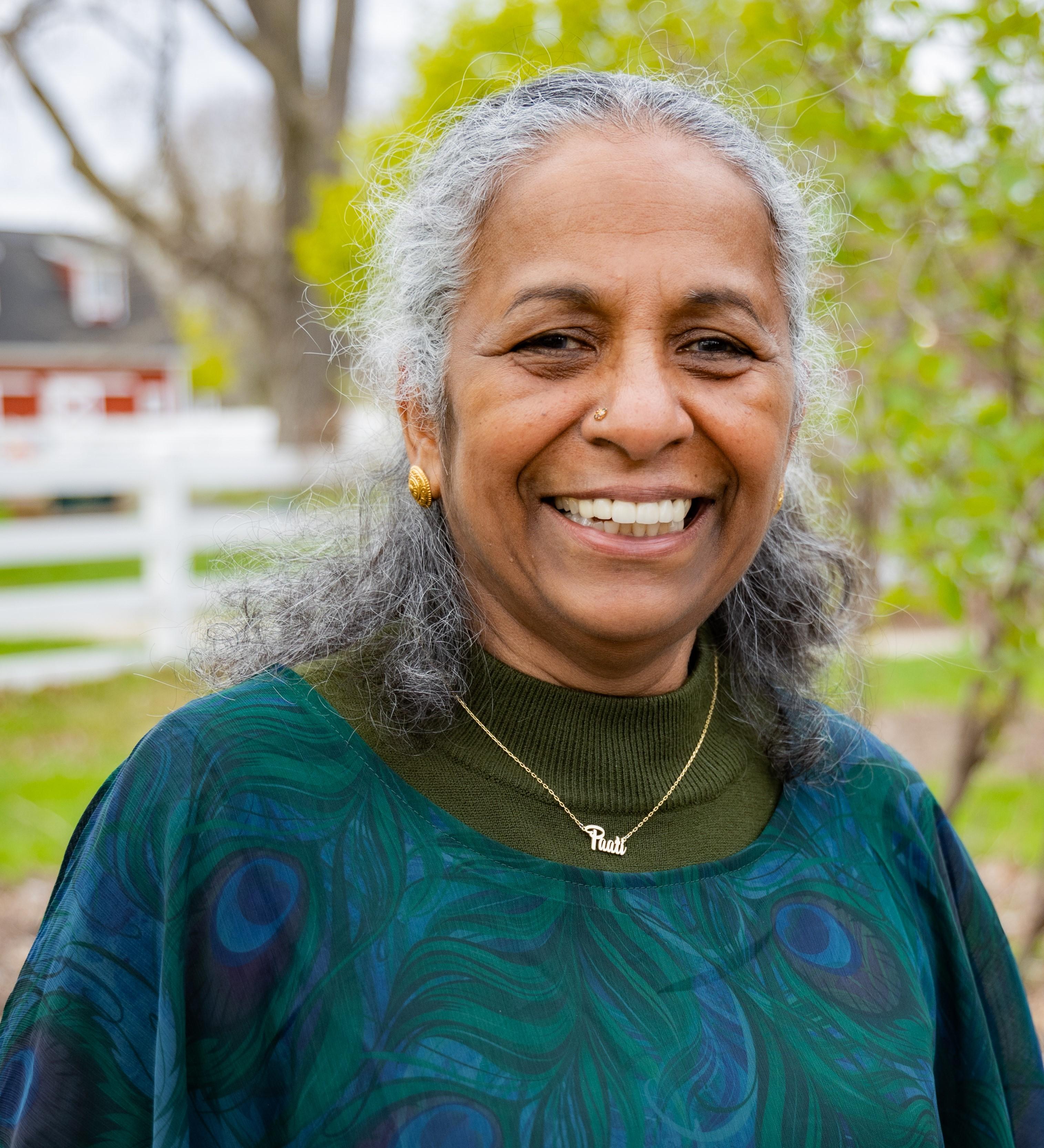 Lakshmi (Lucky) Subbiah