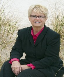Portrait of Sandy Jackson