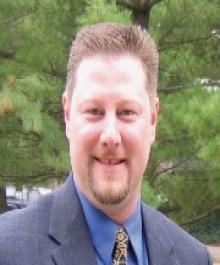 Portrait of Steve Heintzelman
