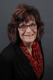 Portrait of Linda Cochran