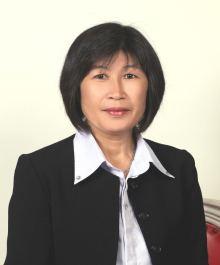 Portrait of Ling Wen