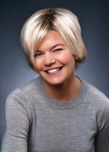 Portrait of Jennifer Schrems