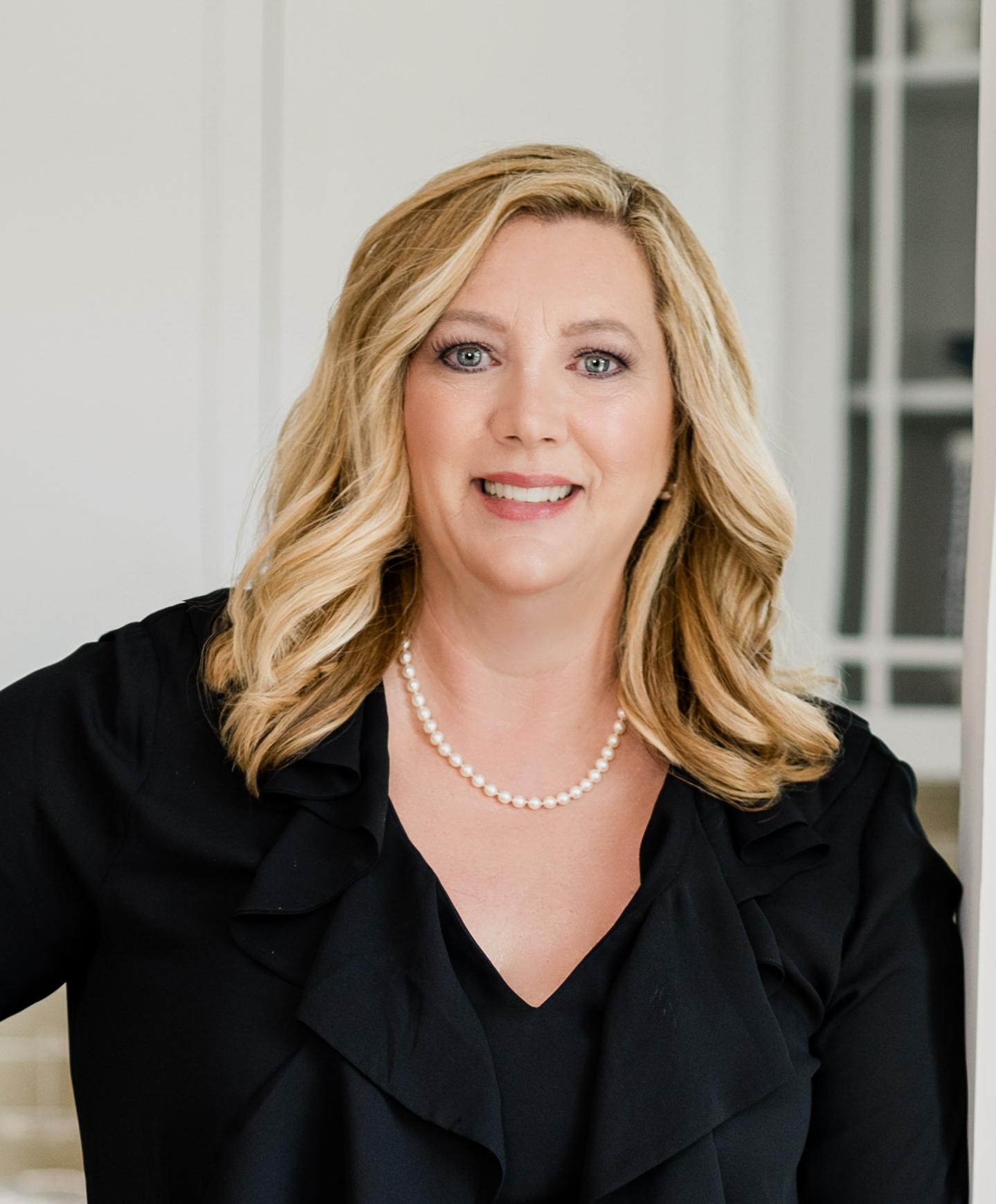 Portrait of Kimberly Drescher