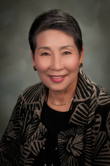 Portrait of Mei Kim