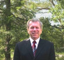 Portrait of David Kopin