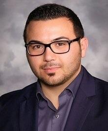 Portrait of Hassan Shukr