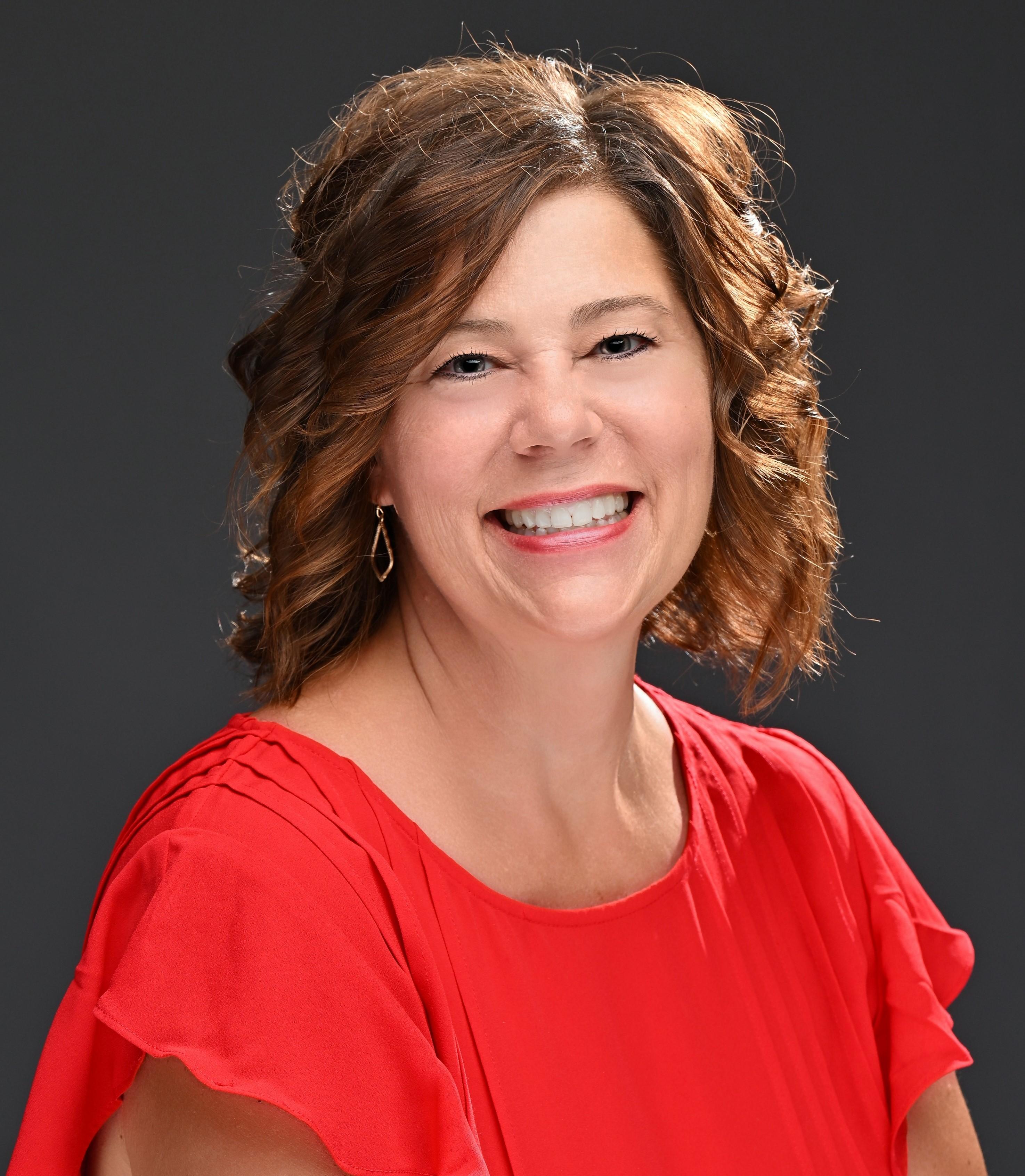 Portrait of Andrea Larson