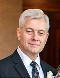 Portrait of DANIEL MLADIN
