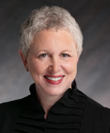 Portrait of Carole Simon