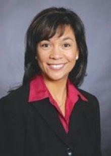 Portrait of Maria Evangelista-Wade