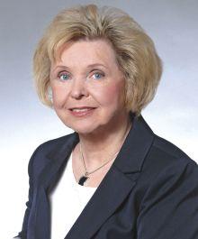 Portrait of Nancy McLeod